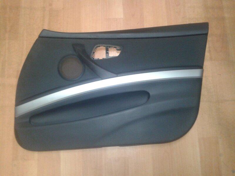 Обшивка двери Bmw 3-Series E90 N52B25 2006 передняя правая