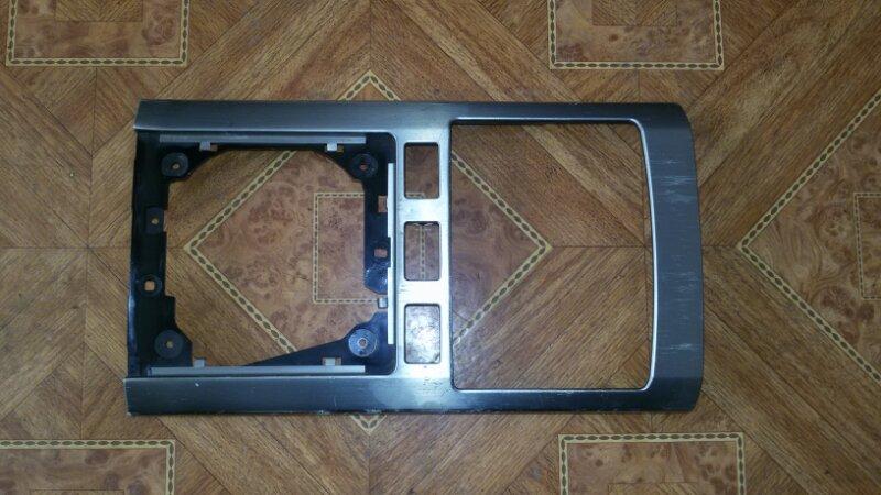 Накладка на консоль кпп Infiniti Fx45 S50 VK45DE 2006