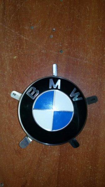 Эмблема Bmw 5-Series E60 N52B25A 2007