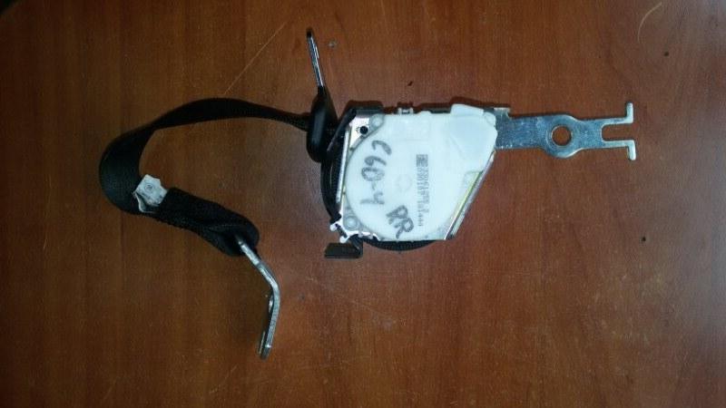 Ремень безопасности Bmw 5-Series E60 N52B25A 2007 задний правый