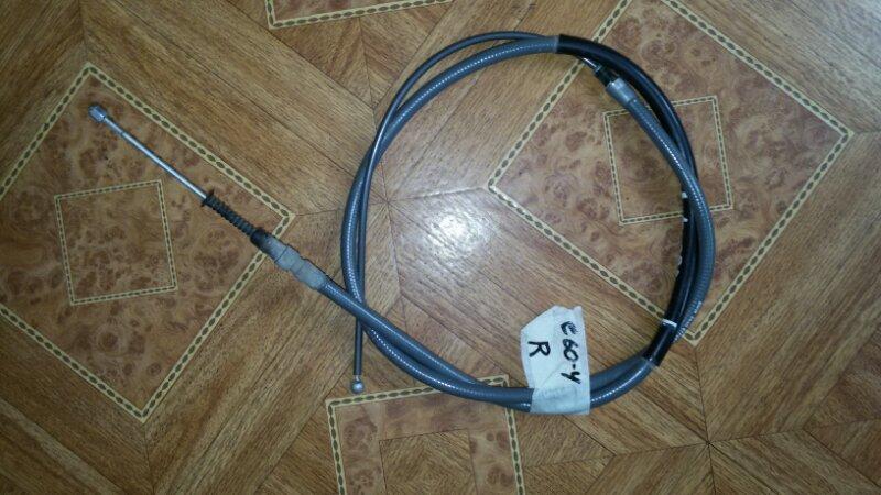 Трос стояночного тормоза Bmw 5-Series E60 N52B25A 2007 задний правый