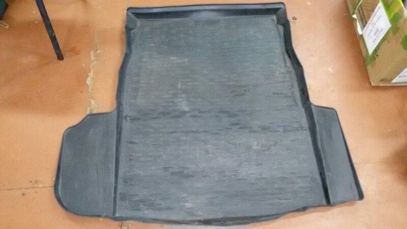 Коврик в багажник Bmw 5-Series E60 N52B25A 2007 задний