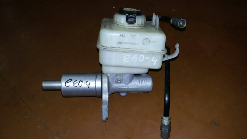 Цилиндр главный тормозной Bmw 5-Series E60 N52B25A 2007