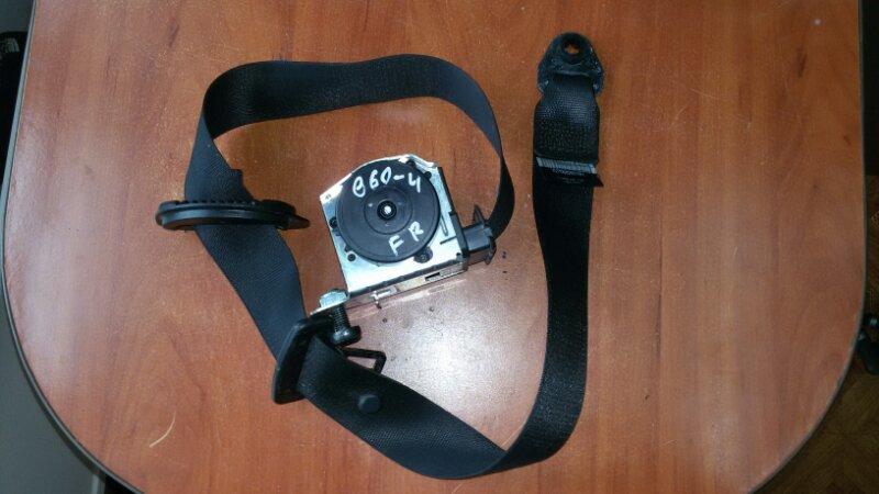 Ремень безопасности Bmw 5-Series E60 N52B25A 2007 передний правый