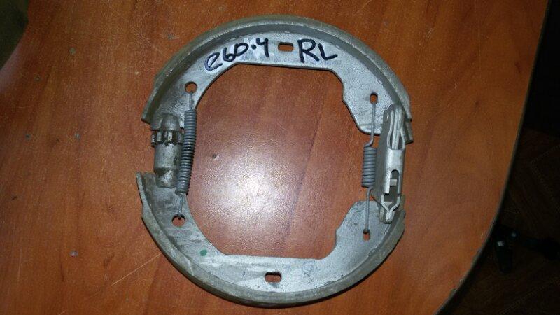 Колодки тормозные Bmw 5-Series E60 N52B25A 2007 задние