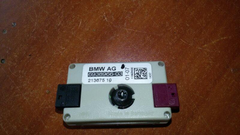 Усилитель антенны Bmw 5-Series E60 N52B25A 2007 задний левый