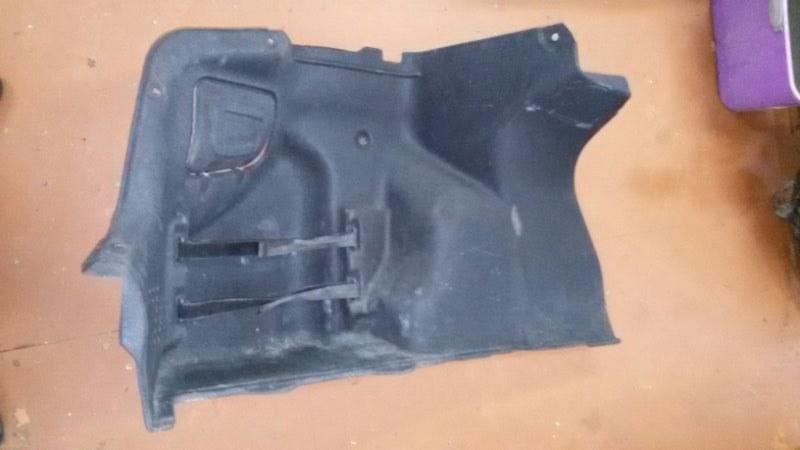 Обшивка багажника Kia Rio UB G4FA 2015 задняя левая
