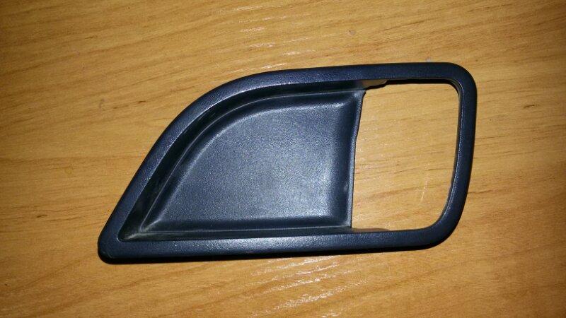 Накладка на ручку двери внутренней Kia Rio UB G4FA 2015 задняя правая
