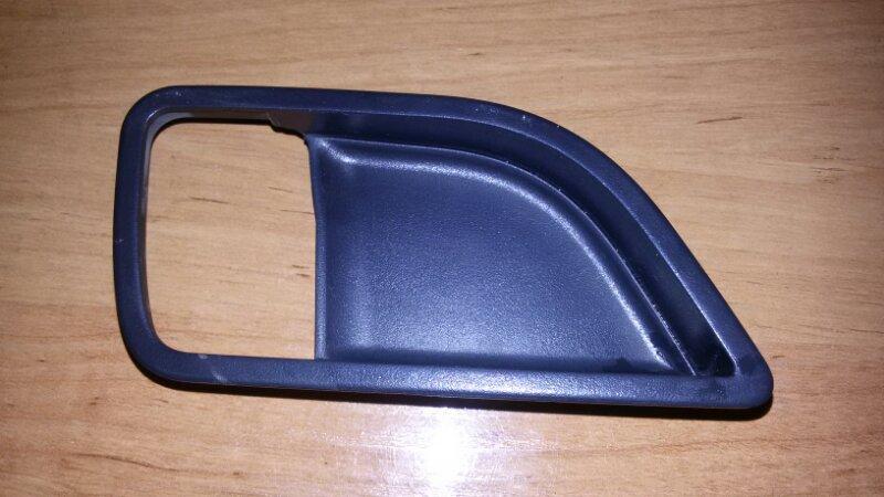 Накладка на ручку двери внутренней Kia Rio UB G4FA 2015 задняя левая