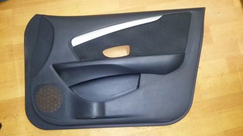 Обшивка двери Nissan Almera G15 K4M, 1,6 2014 передняя правая