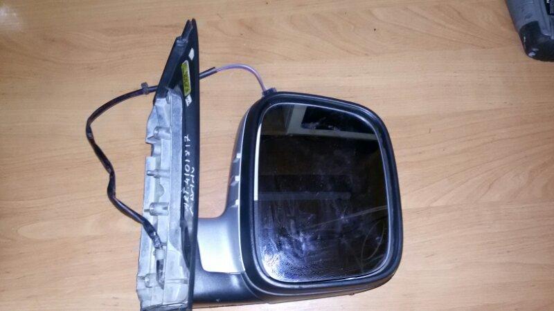 Зеркало заднего вида боковое Volkswagen Caddy 2KB BSE 1.6 2007 переднее правое