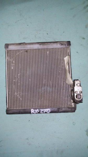 Радиатор кондиционера Lexus Rx270 AGL10 1AR-FE 2012