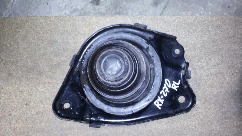 Опора амортизатора Lexus Rx270 AGL10 1AR-FE 2012 задняя левая