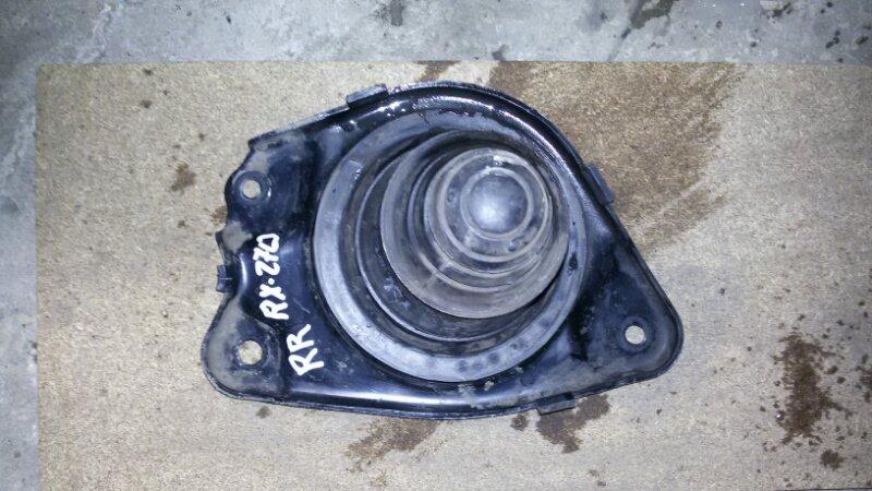 Опора амортизатора Lexus Rx270 AGL10 1AR-FE 2012 задняя правая