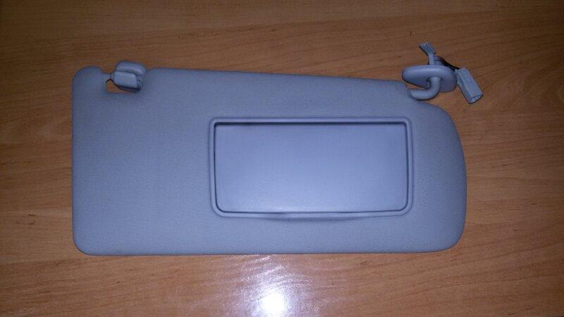 Козырек солнцезащитный Honda Accord CL9 K24A3 2006 передний правый