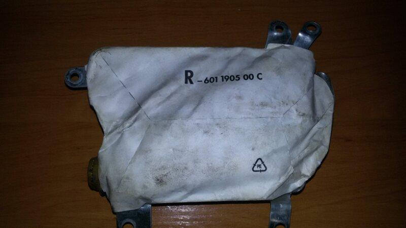 Подушка безопасности Bmw 5-Series E60 N52B25A 2006 передняя правая