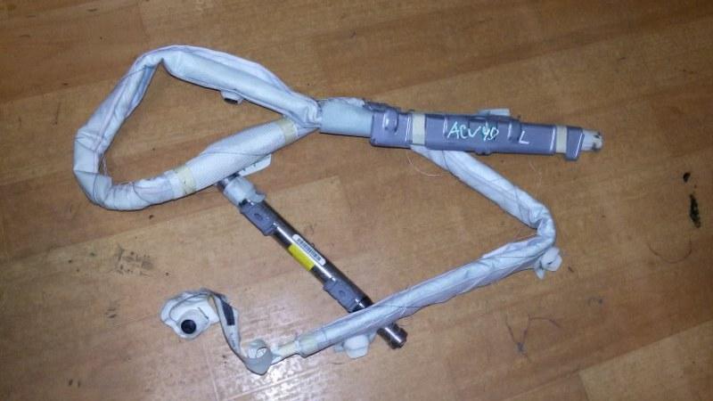 Подушка безопасности Toyota Camry ACV40 2AZ-FE 2007 левая