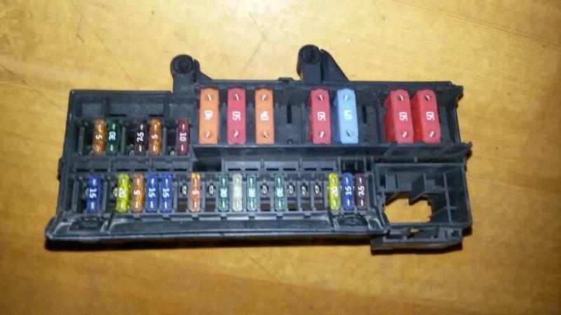 Блок предохранителей, реле салона Bmw 7-Series E66 N62B40A 2006