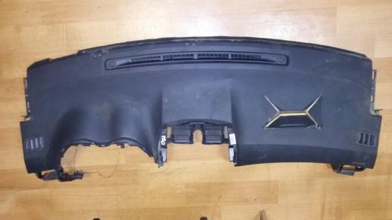 Панель приборов Toyota Corolla E150 1NR-FE 2013 верхний