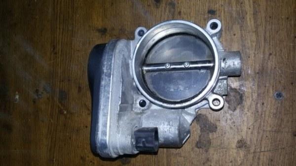 Заслонка дроссельная Bmw 5-Series E60 N52B25A 2007