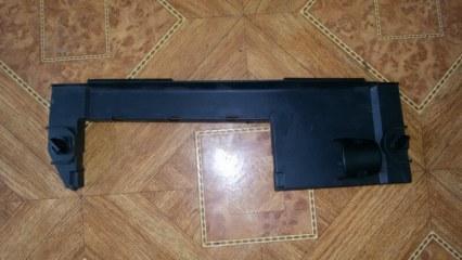 Обшивка салона Bmw 5-Series E60 N52B25A 2007 передняя