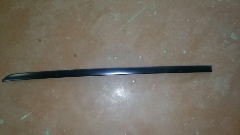 Молдинг лобового стекла Bmw 5-Series E60 N52B25A 2007 левый