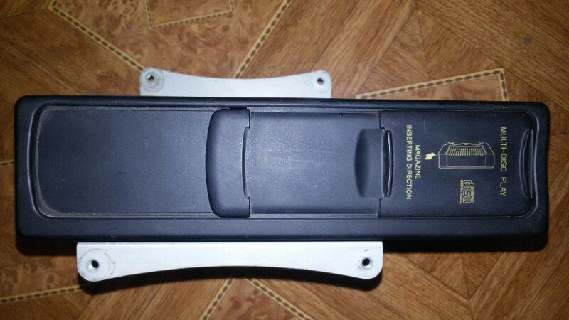 Аудио-видео система Lexus Es300 MCV30 1MZFE 2002