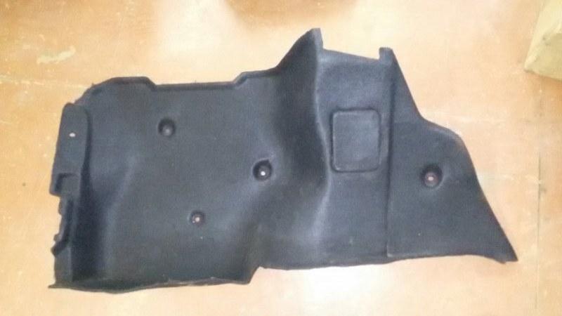 Обшивка багажника Nissan Almera G15 K4M, 1,6 2014 задняя правая