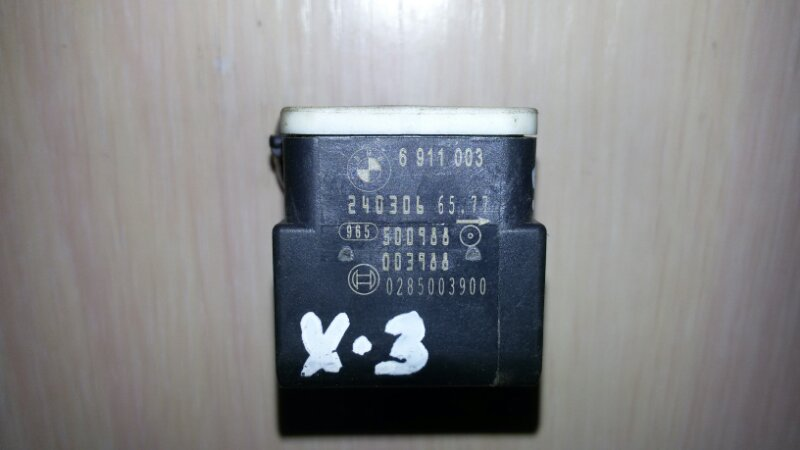 Датчик ускорения Bmw X3 E83 N52B30 2007