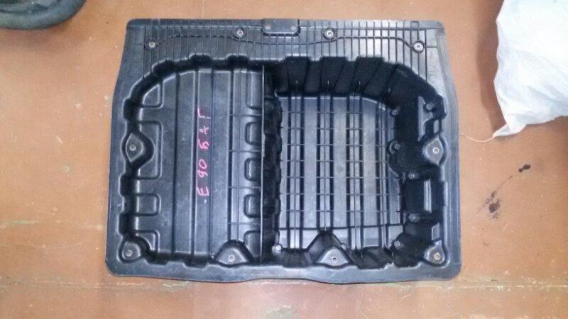 Обшивка багажника Bmw 3-Series E90 N52B25 2006 задняя