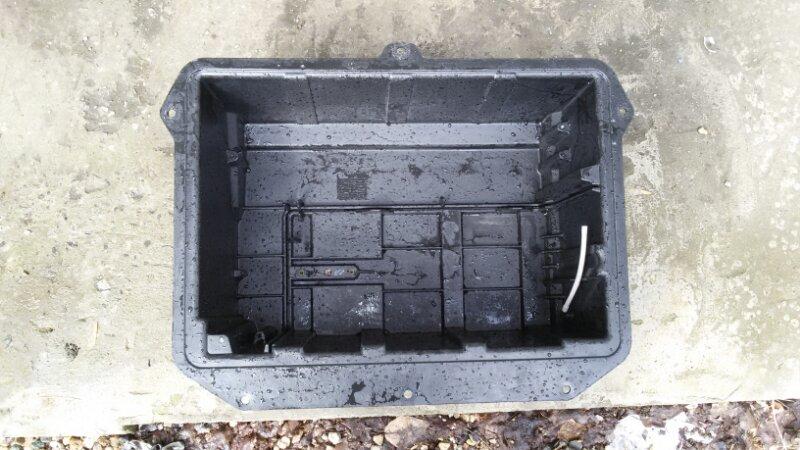 Обшивка багажника Bmw X5 E53 M62B44TU 2001