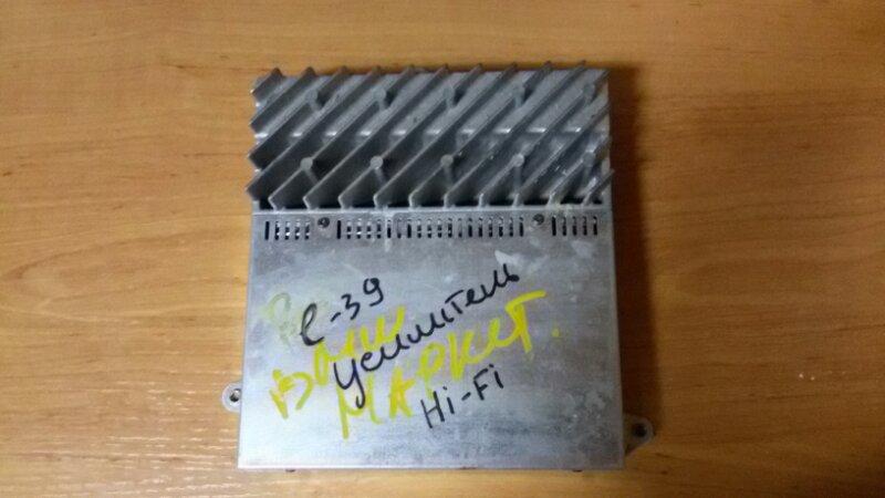 Усилитель магнитолы Bmw 5-Series E39 M54B25 2002