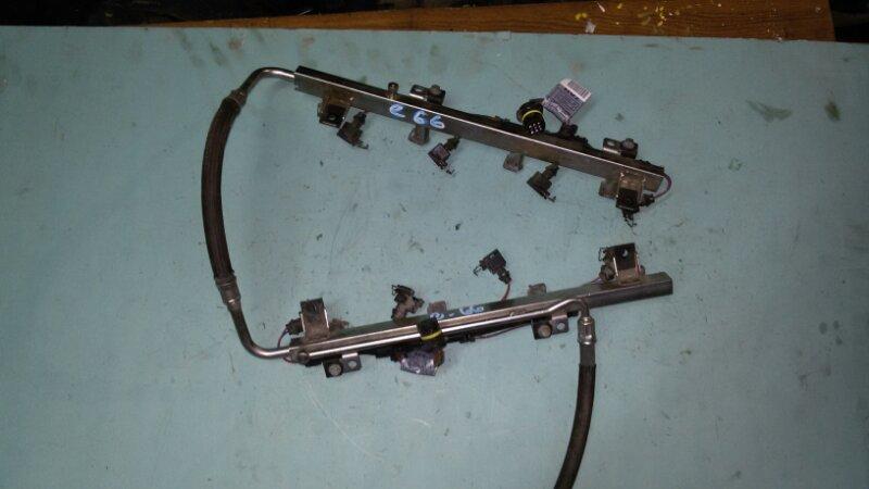 Топливная рейка (рампа) Bmw 7-Series E65 N62B44A 2003