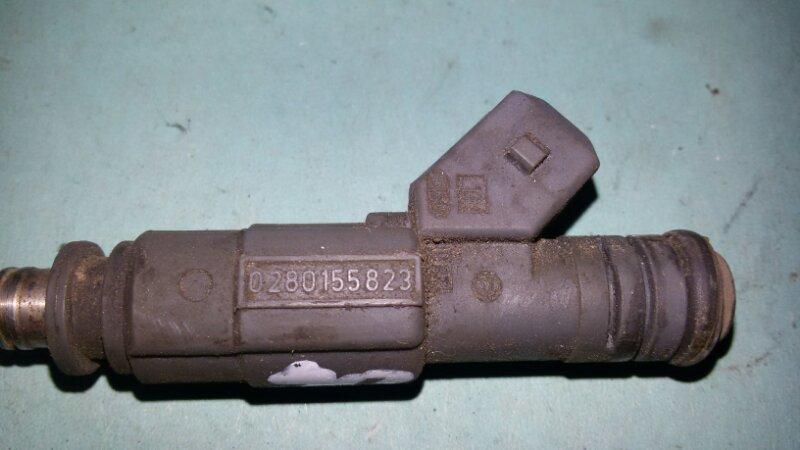 Инжектор, форсунка Bmw X5 E53 M62B44T 2005