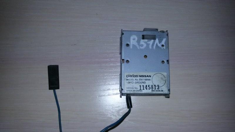 Усилитель антенны Nissan Pathfinder R51M YD25 2005