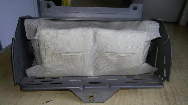 Подушка безопасности пассажира Lexus Lx470 UZJ100 2UZ-FE 2005