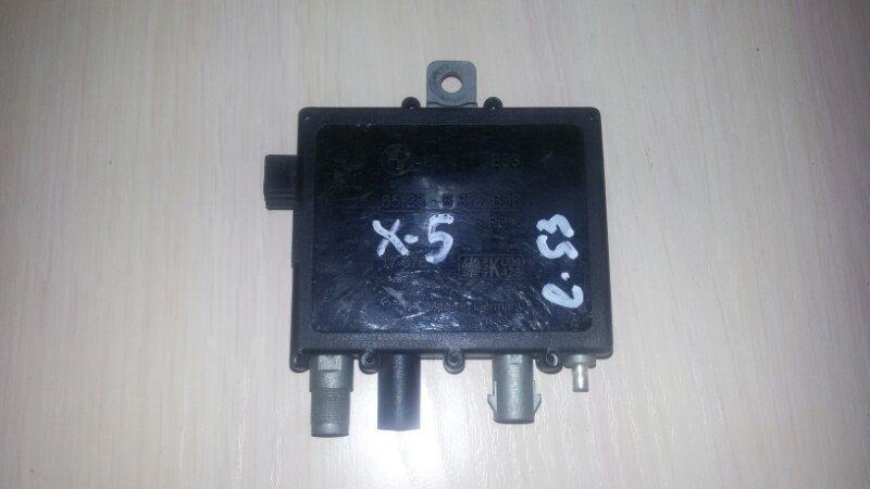 Усилитель антенны Bmw X5 E53 M62B44TU 2001