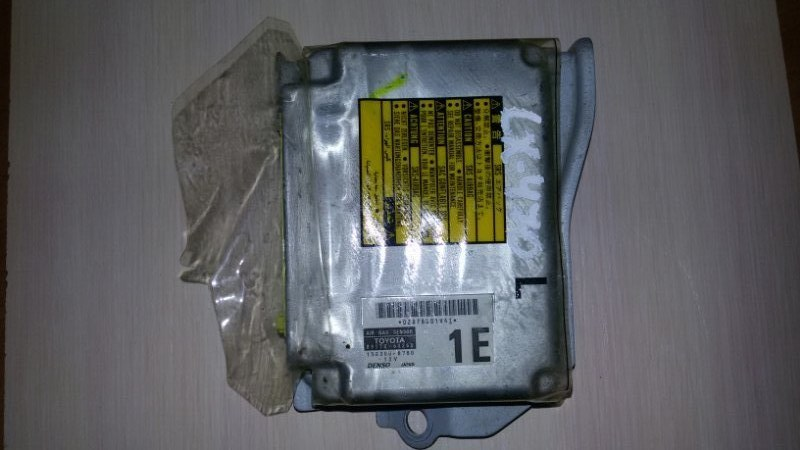 Эбу air bag Lexus Lx470 UZJ100 2UZ-FE 2005