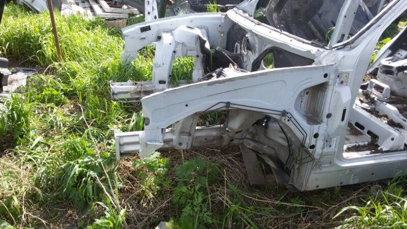 Лонжерон Bmw X5 E53 M62B44TU 2001 передний левый