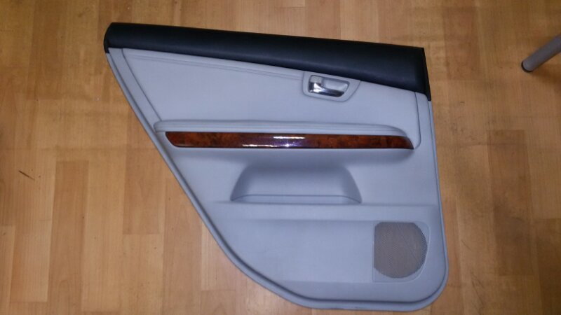 Обшивка двери Lexus Rx330 MCU38 3MZ-FE 2005 задняя левая