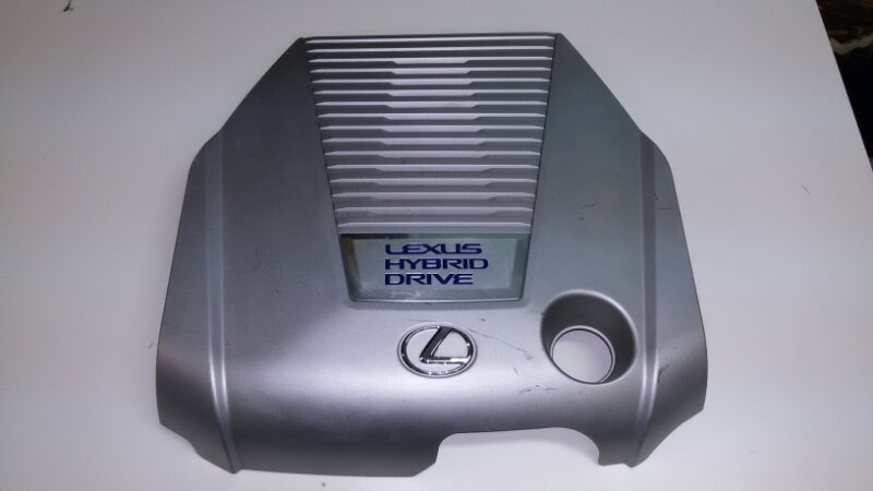 Крышка двигателя Lexus Gs450H GWS191 2GR-FSE 2008