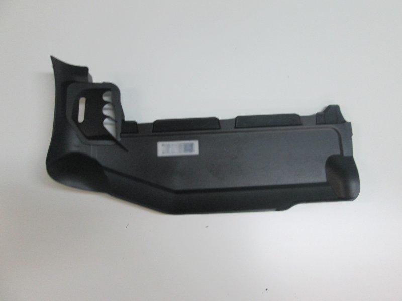 Накладка на консоль Bmw X3 E83 N52B30 2007 передняя правая нижняя