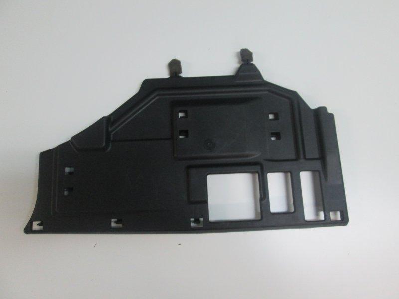 Накладка на панель приборов Toyota Camry ACV40 2AZ-FE 2007 передняя правая нижняя