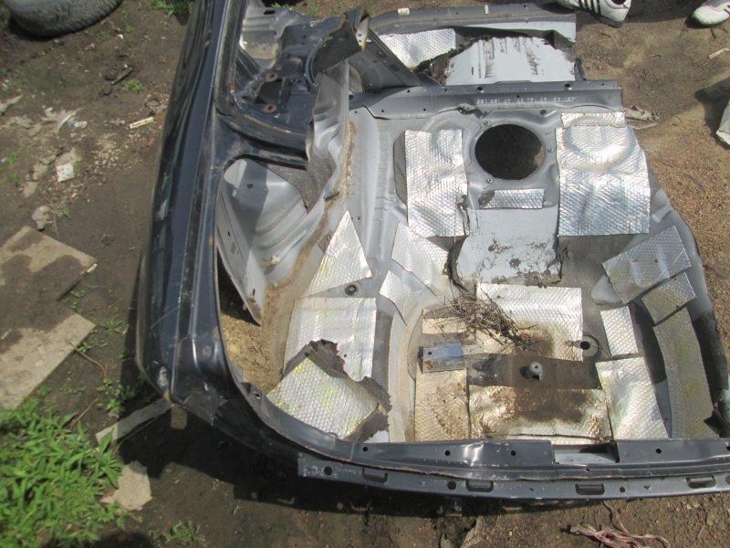 Ванна в багажник Honda Accord CL7 K20Z2 2007 задняя