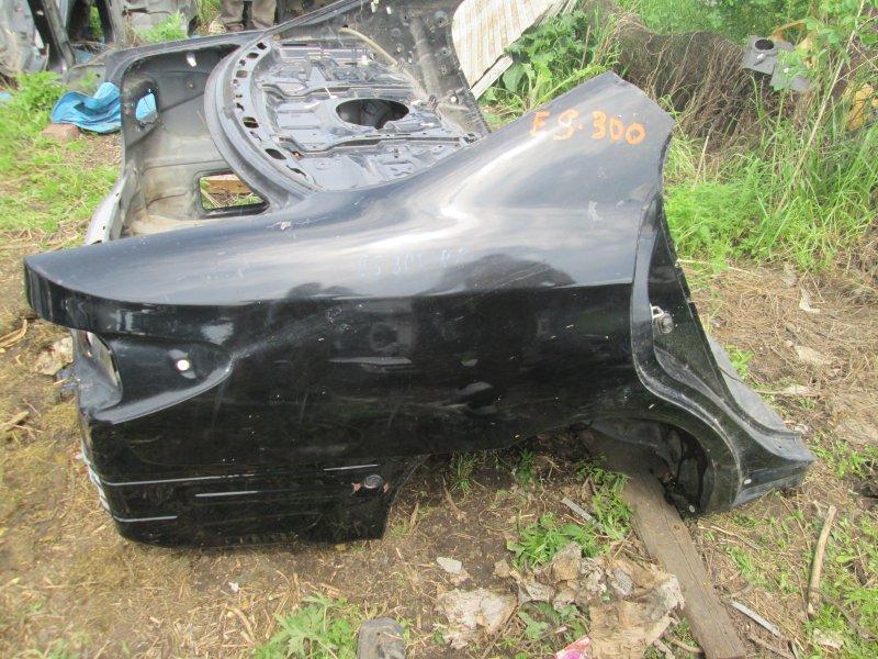 Крыло Lexus Es300 MCV30 1MZFE 2002 заднее правое