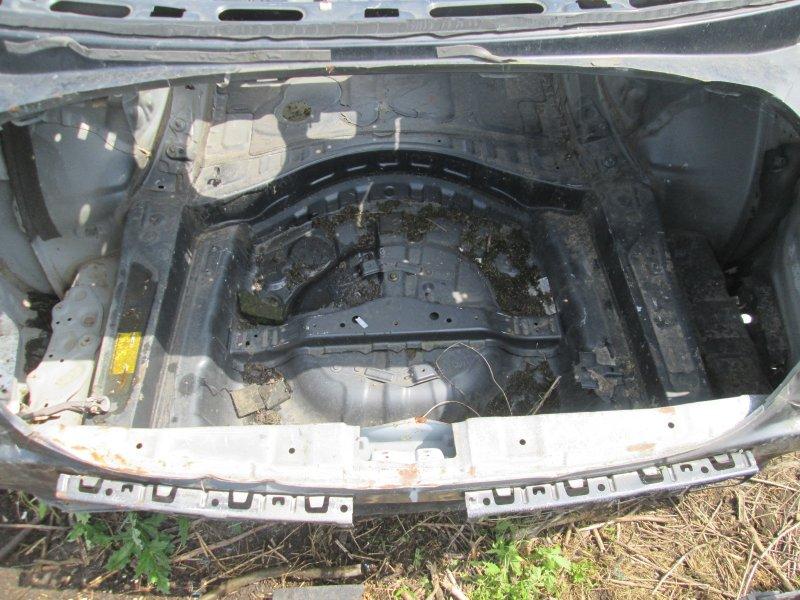 Ванна в багажник Lexus Gs450H GWS191 2GR-FSE 2008 задняя