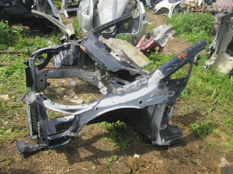 Лонжерон Honda Civic FD3 LDA2 2011 передний левый
