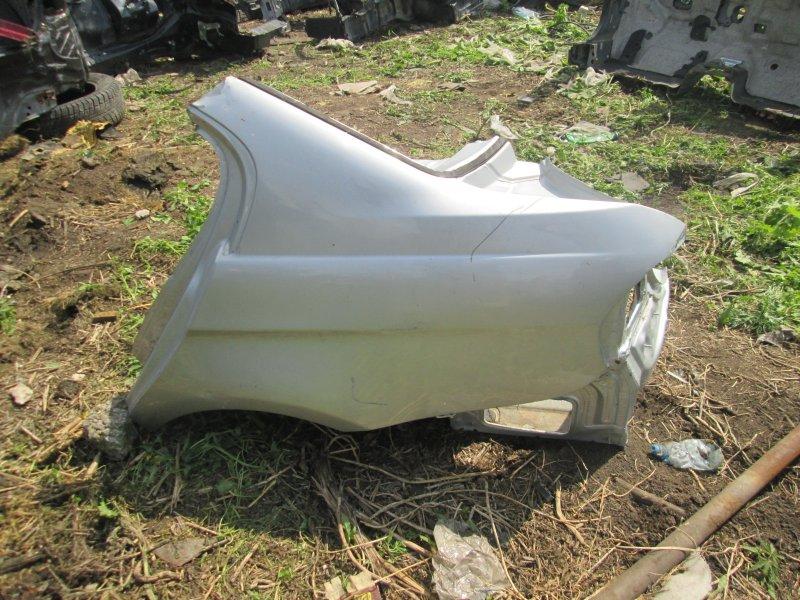 Крыло Bmw 3-Series E90 N52B25 2006 заднее левое