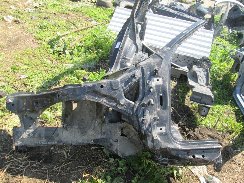 Лонжерон Bmw X5 E70 M57TU2D30 2008 передний левый