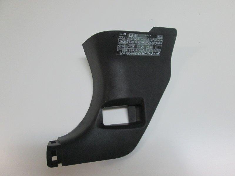 Панель стойки кузова Honda Accord CU2 K24Z3 2011 передний левый нижний